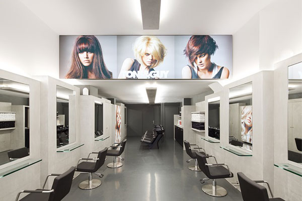 Toni & Guy Kappers-Projecten