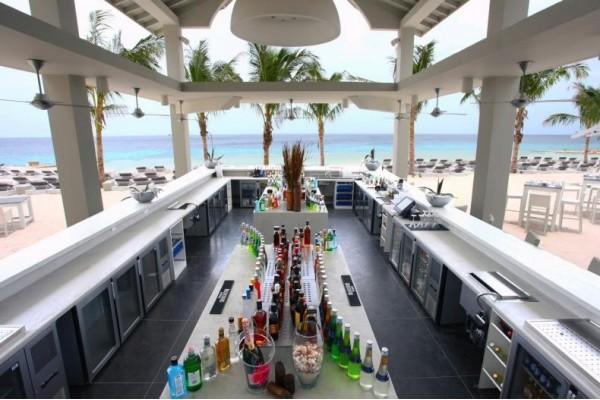 Papagayo Beachclub Curaçao.