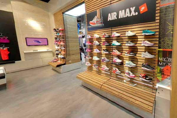 Nike-Projecten