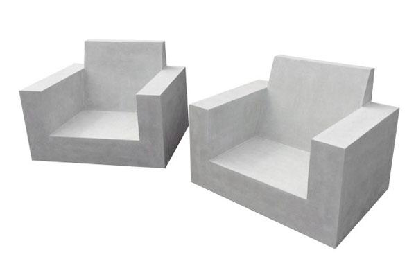 Zetel Bauhaus-Loungeset