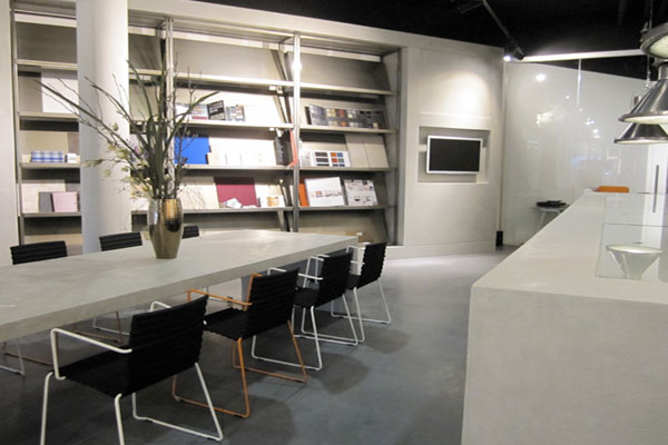 Showroom Insperium Breda