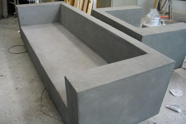 Beton cire tafel: beton cire tafel vintage retro meubelen te ulft